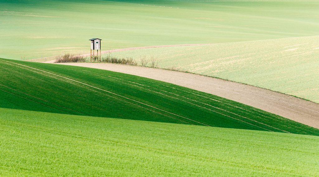 Jak fotografovat krajinu