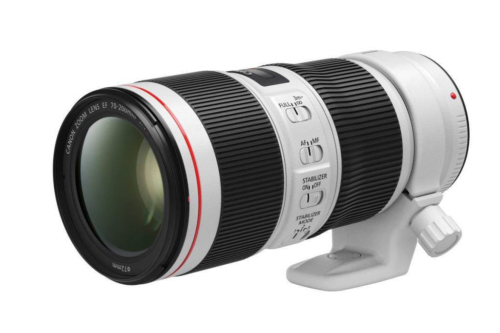 EF 70-200mm f/4L IS II USM