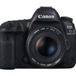 Canon EOS 5D mark IV