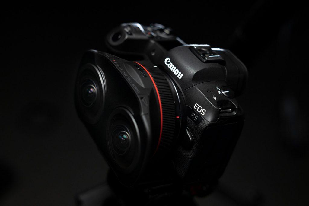 Canon RF 5,2 mm F2,8L