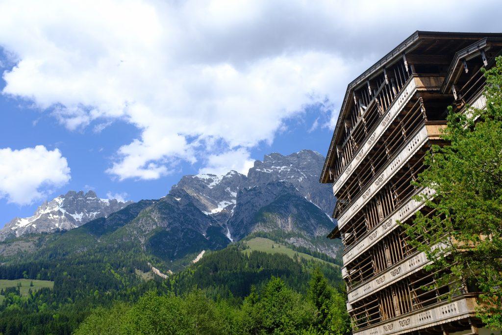 Hotel Puradies Leogang