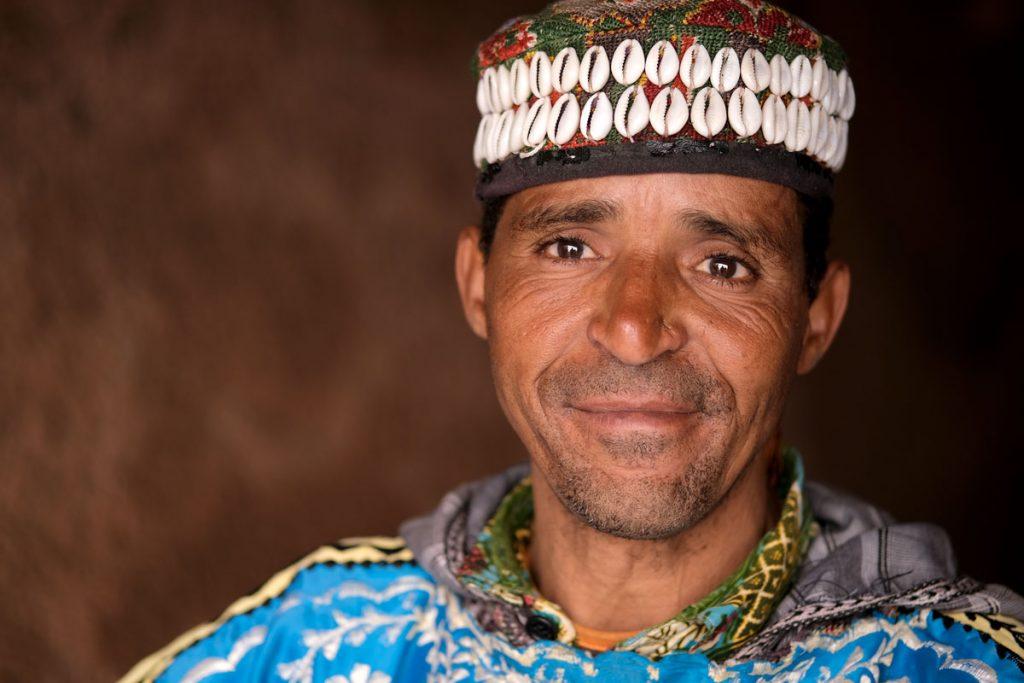 Portrét maroko