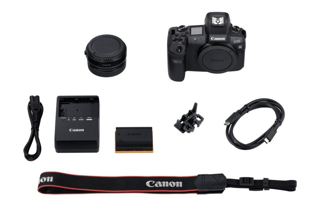 Canon R příslušenství