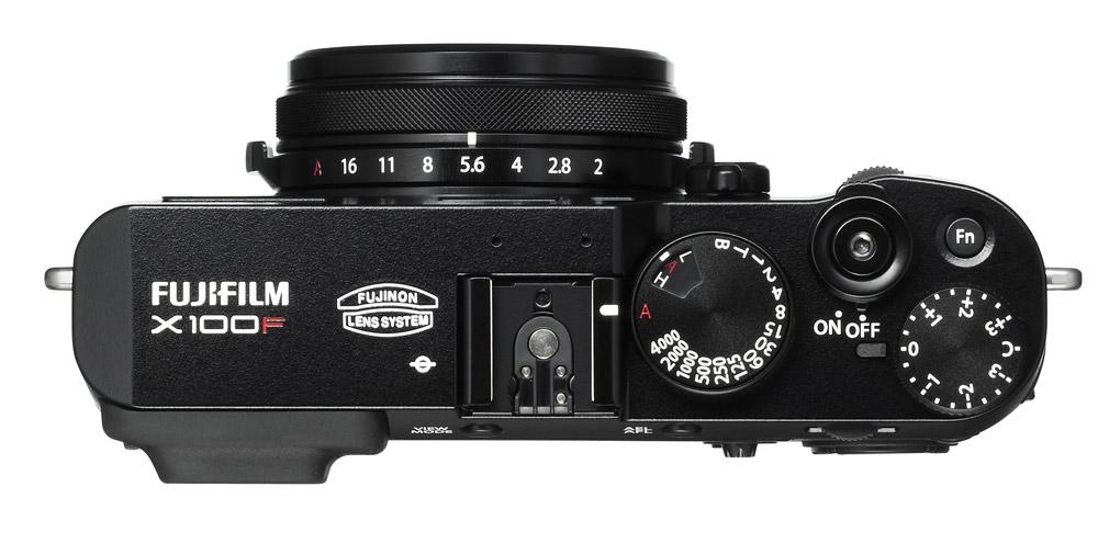 Fujiflm X100F