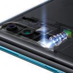 Huawei P30 Pro fotoaparát