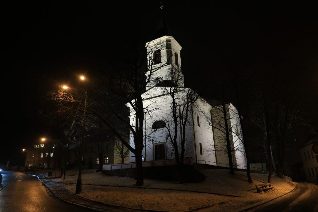 Kostel Liboc