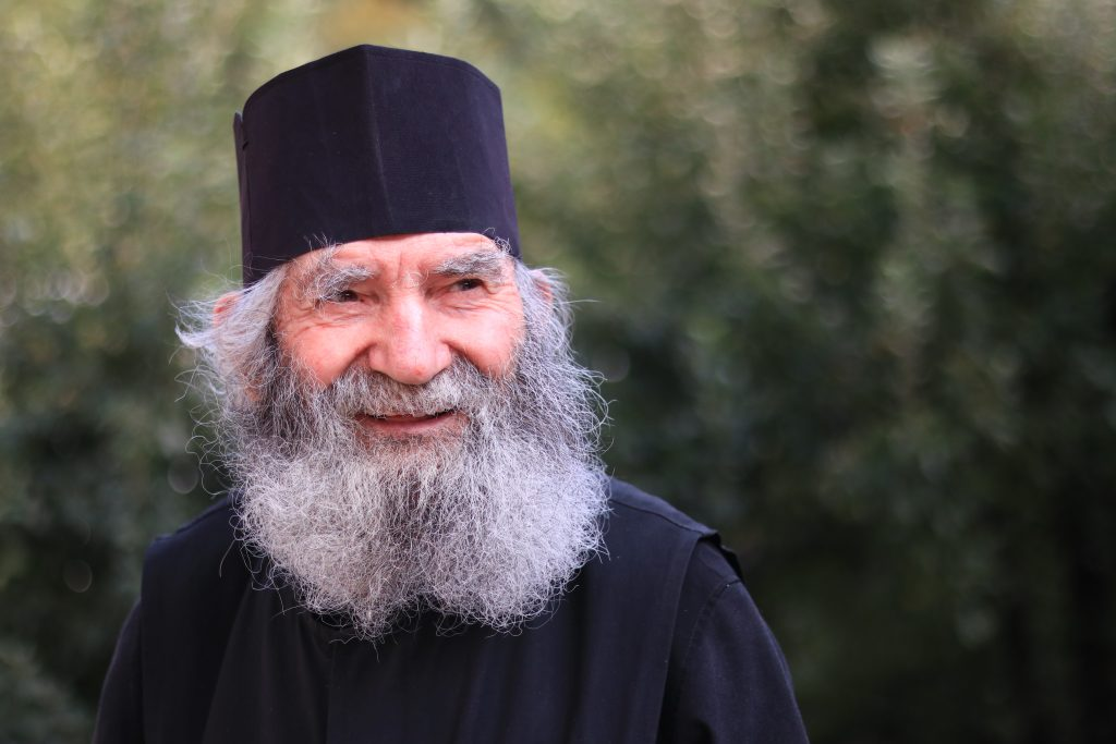 Mnich, klášter Lainici