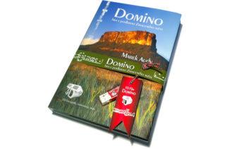 Marek Audy: Domino – hra v podkroví Ztraceného světa (recenze)