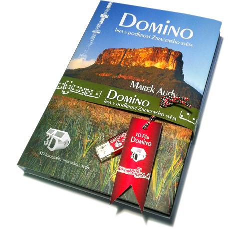 Marek Audy: Domino - hra v podkroví Ztraceného světa