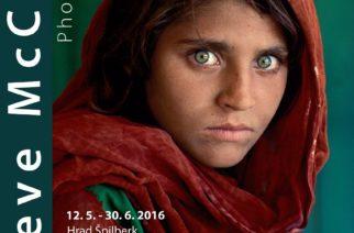 Steve McCurry výstava Brno