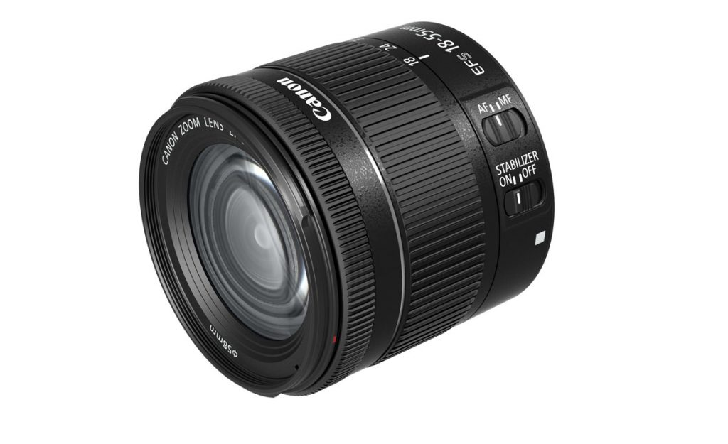 Objektiv EF-S 18-55mm IS STM