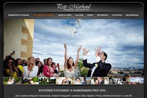 Petr Marhoul – svatební fotograf