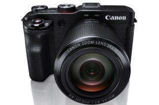 Canon Powershot G3  X je poměrně velký stroj. Foto: Canon.cz