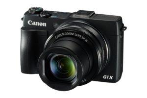 Kvalitní fotky v kompaktním těle - to má být hlavní smysl fotoaparátu Canon PowerShot G1 X Mark II. Foto: Canon.cz