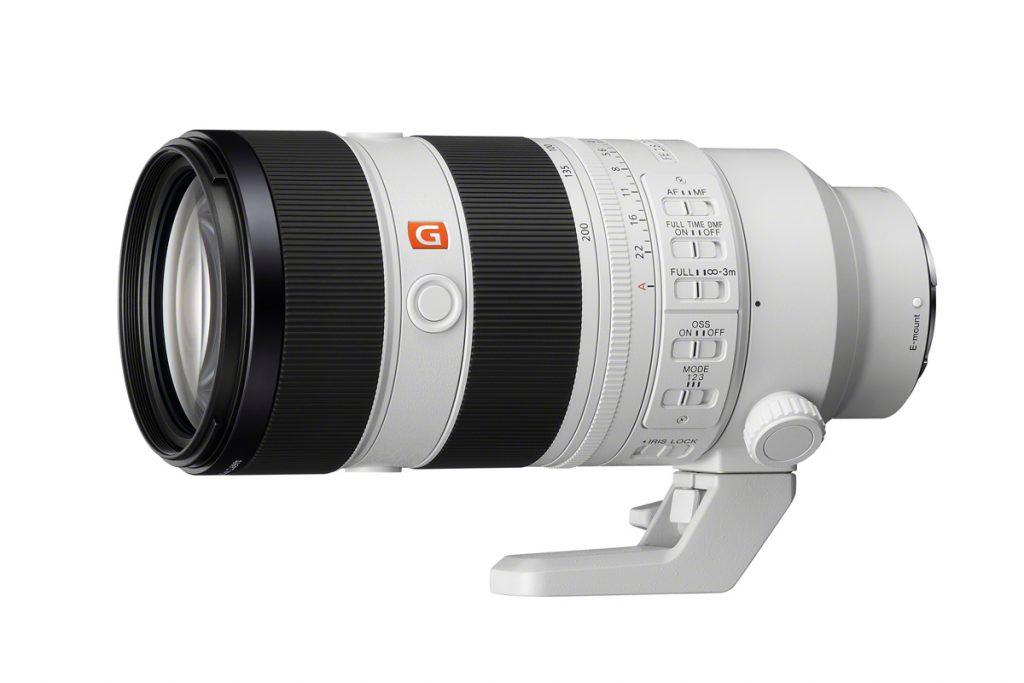 Sony FE 70-200 mm F2,8 GM OSS II