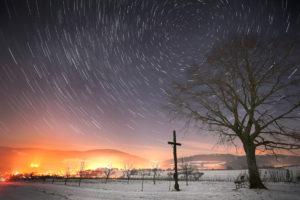 Pohyb hvězd