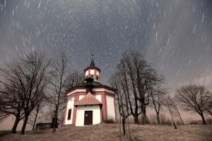Star Trails - Pohyb Hvězd