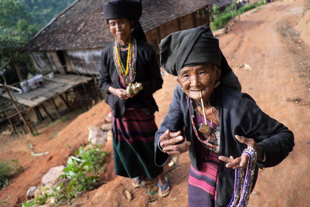Kmen Akhe, vesnice Wan Sai