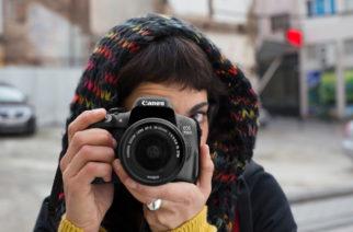 Canon 750D je dobrou volbou pro široké využití: od rodinného foťáku po stroj do cestovatelské brašny... Foto: Canon.co.uk
