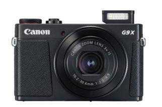 PowerShot G9 X Mark II na oficiáním snímku. Foto: Canon.cz