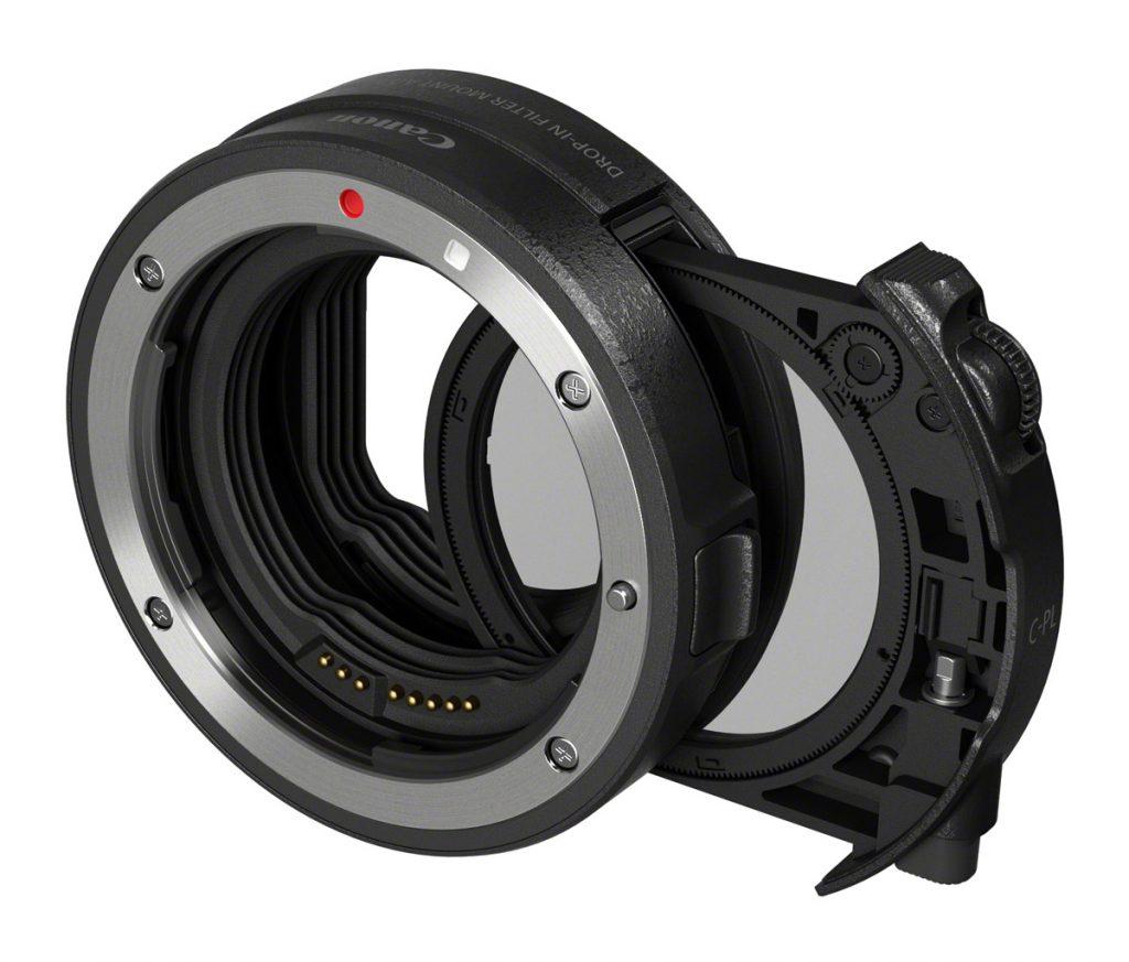 Canon R adaptér