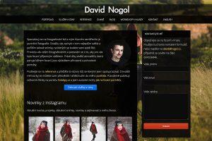 David Nogol – portrétní fotograf Praha