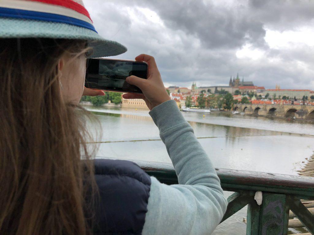 Fotografování mobilem