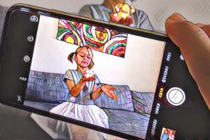 aplikace na úpravu fotek