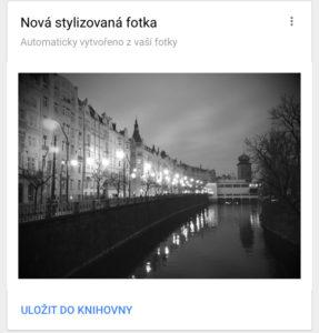 Fotky google stylizovaná fotka