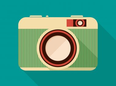 Fotoaparát retro