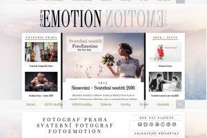 FotoEmotions – Svatební fotograf