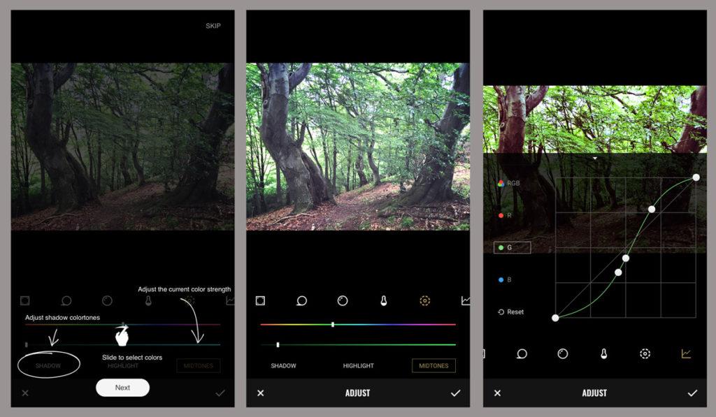 Aplikace Fotor