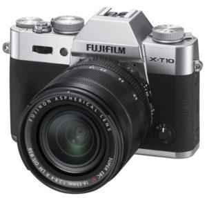 Vypadá krásně - jen tedy onen chrom je plast... Foto: Fujifilm.com