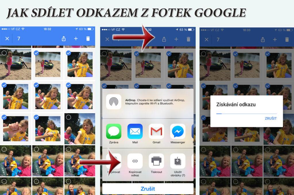 Fotky Google Aplikace
