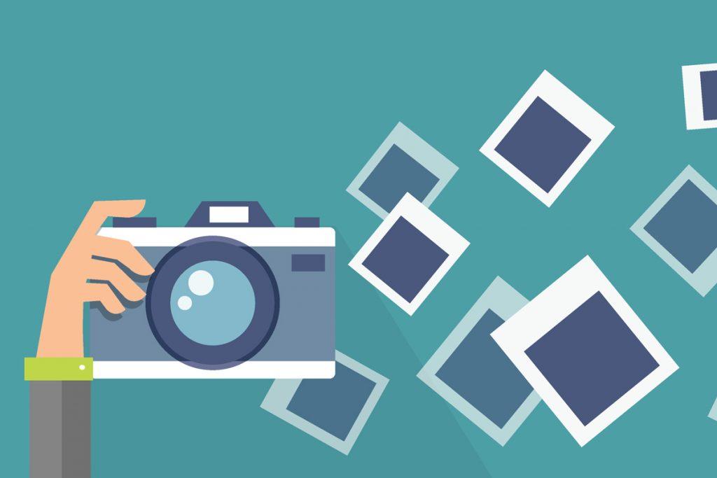 Fotoaparát a fotky