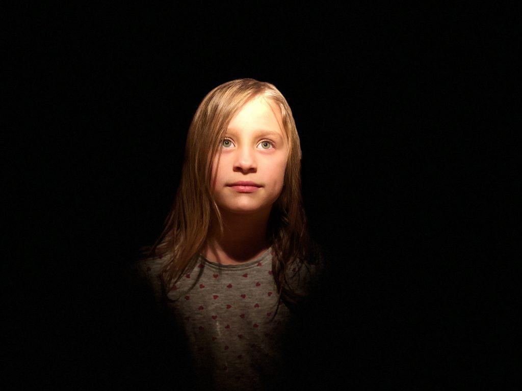 Studiový reflektor iPhone X