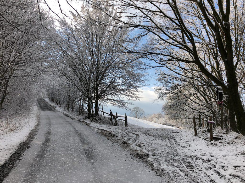 Valašsko cesta na Pláňavy