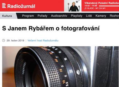 Jan Rybář Radiožurnál