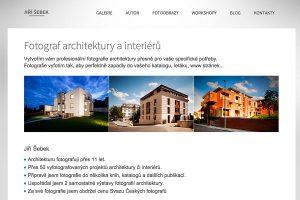 Jiří Šebek – fotograf architektury a interiérů