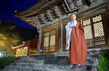 Klášter Nesosa Korea