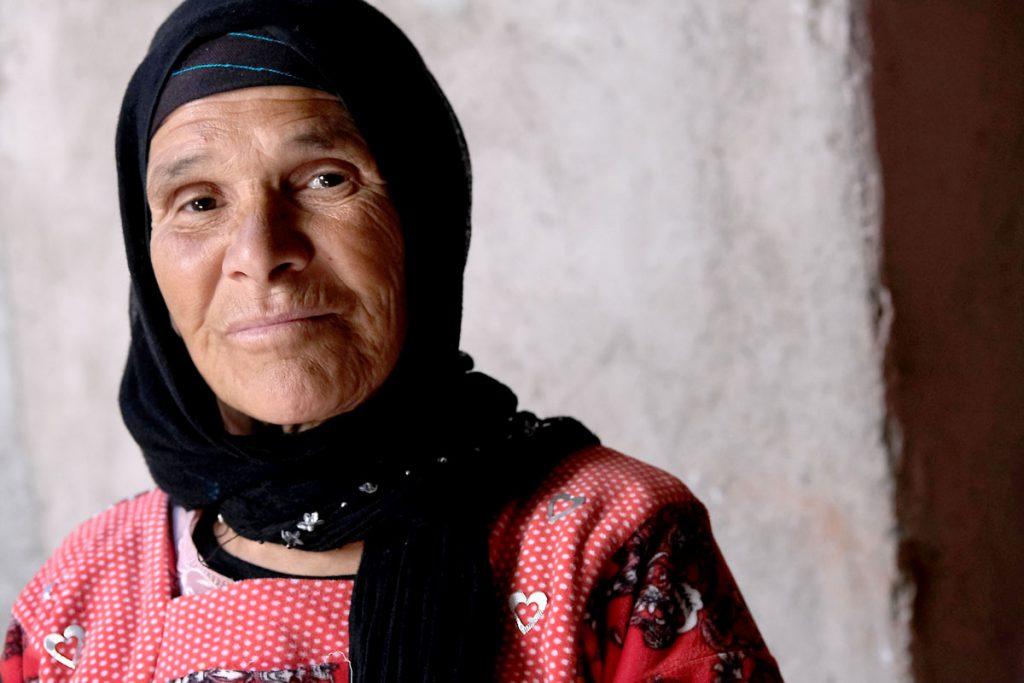 Maroko portrét