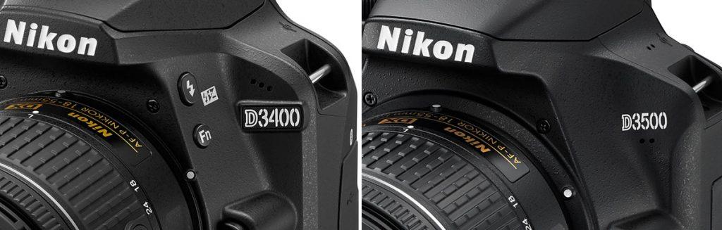 Nikon D3500 nikon D3400