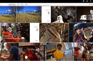 """Ukládat velké množství fotek vyžaduje kombinaci mnoho dokonalých parametrů - od kvalitního zobrazení souborů po možnost rychlých náhladů v """"časových osách"""". OneDrive firmy Microsoft to umí archivy zobrazovat velmi slušně..."""