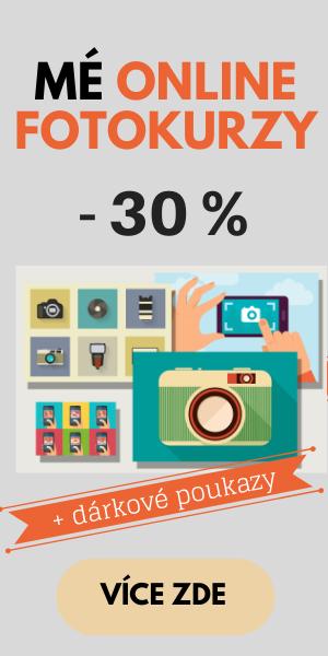 online fotokurzy sleva 30 %