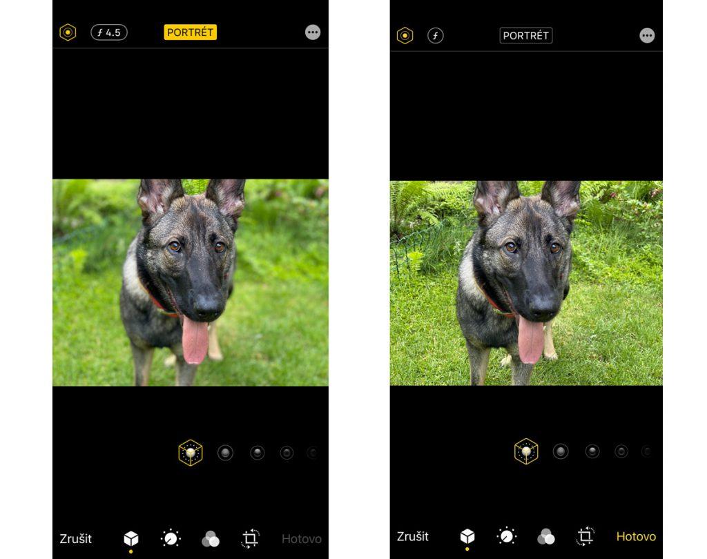 Fotografování iPhonem