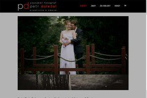 Petr Doležal – svatební fotograf