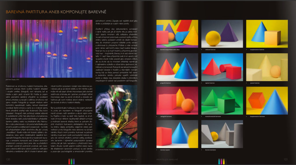 Jan Pohribný: Kreativní barva ve fotografii