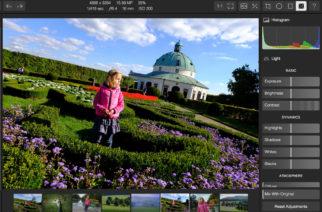 Polarr – pozoruhodný program na úpravu fotek (zdarma)