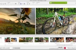 Fotokniha Saal Digital výborně zvládne i fotky z mobilu, včetně těch, jejichž tiskovou kvalitu sníží úprava na Instagramu - viz výše.