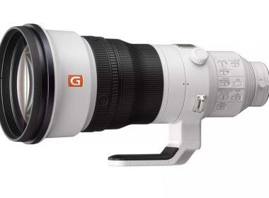 Sony 400mm F2.8 G Master